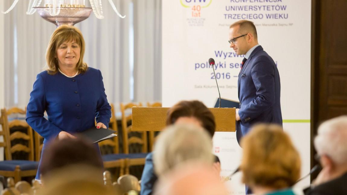 Konferencja Uniwersytetów Trzeciego Wieku 2015