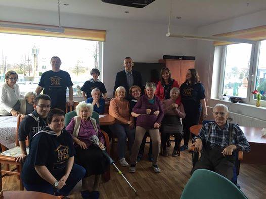 Wizyta w Domu Dziennym Senior-Wigor w Pucku