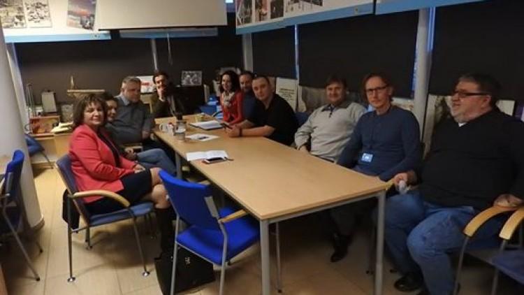 Spotkanie działaczy Ruchu Kukiz'15