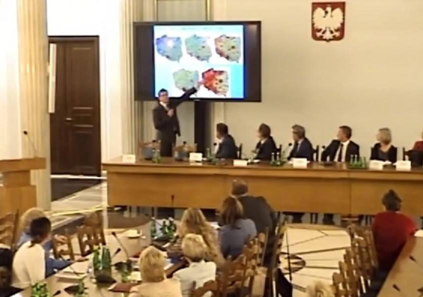 """Konferencja """"Przemiany demograficzne w Polsce"""""""