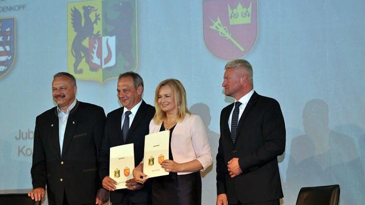 Odnowienie partnerstwa powiatów