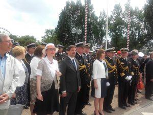 26 czerwiec 2016 - obchody Święta Marynarki Wojennej