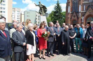 Obchody 34. rocznicy powstania Solidarności Walczącej w Warszawie
