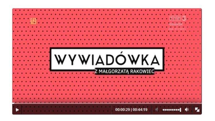 """""""Wywiadówka"""" w TVP3"""