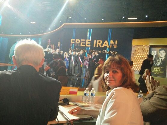 Kongres na rzecz idei Wolnego Iranu