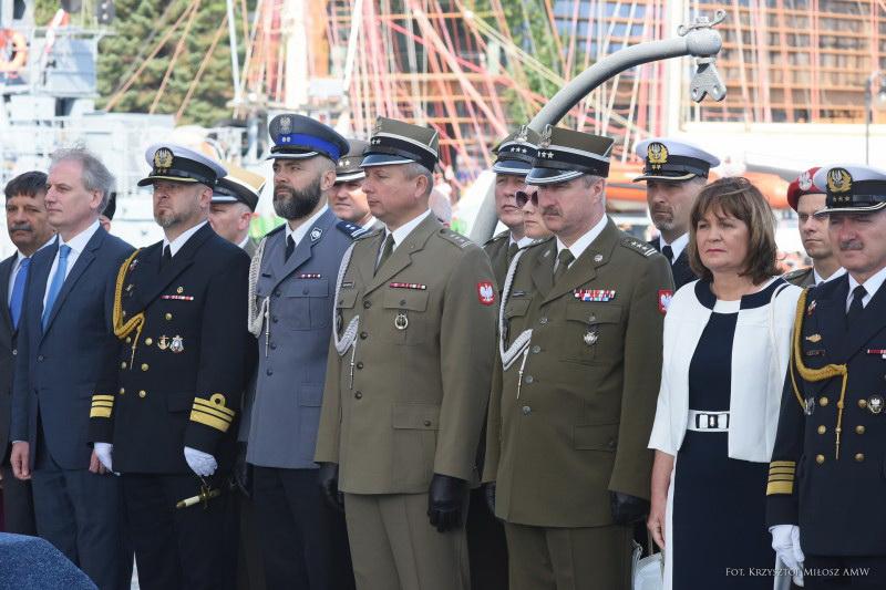 Promocja oficerska w Akademii Marynarki Wojennej