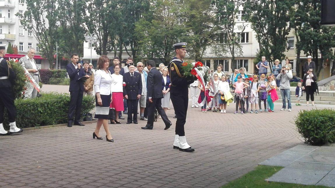 Obchody rocznicy Powstania Warszawskiego w Gdyni