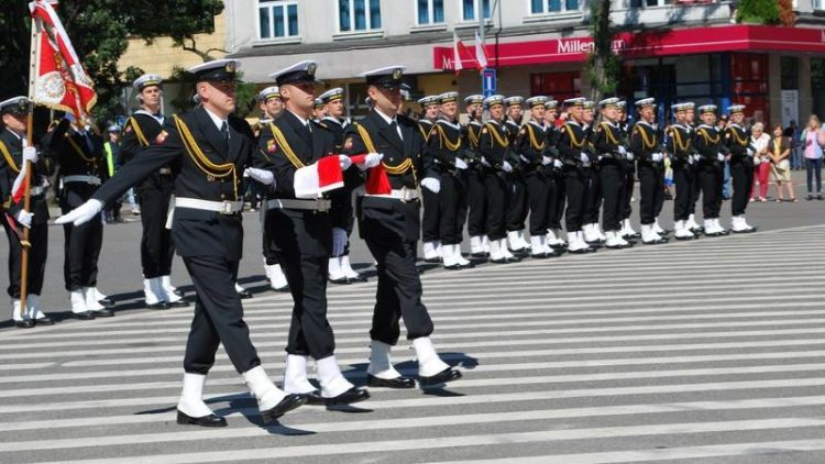 Obchody Święta Sił Zbrojnych w Gdyni