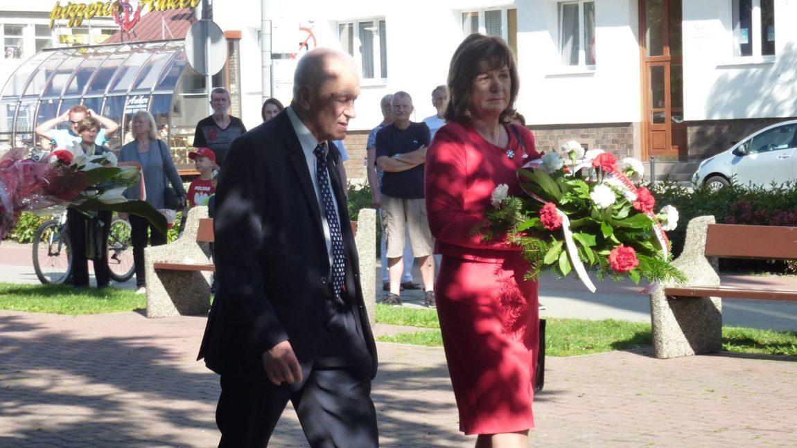 Uroczystości 31 sierpnia w Gdyni