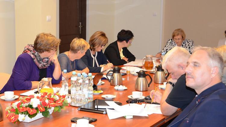 Spotkanie Rady ds. Polityki Senioralnej