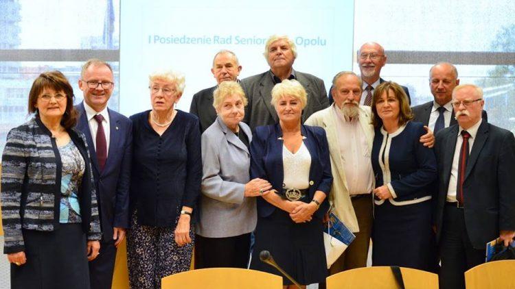 Regionalne spotkanie seniorów w  Opolu