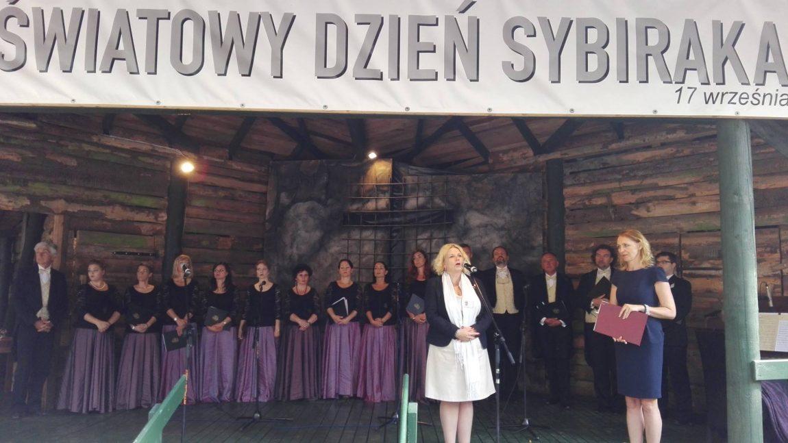 Światowy Dzień Sybiraka w Szymbarku