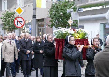9 października 2016 r. - gdyńskie obchody XVI Dnia Papieskiego