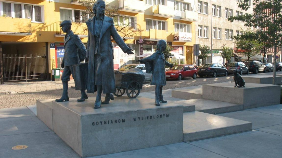 77. rocznica wysiedleń ludności cywilnej z Gdyni