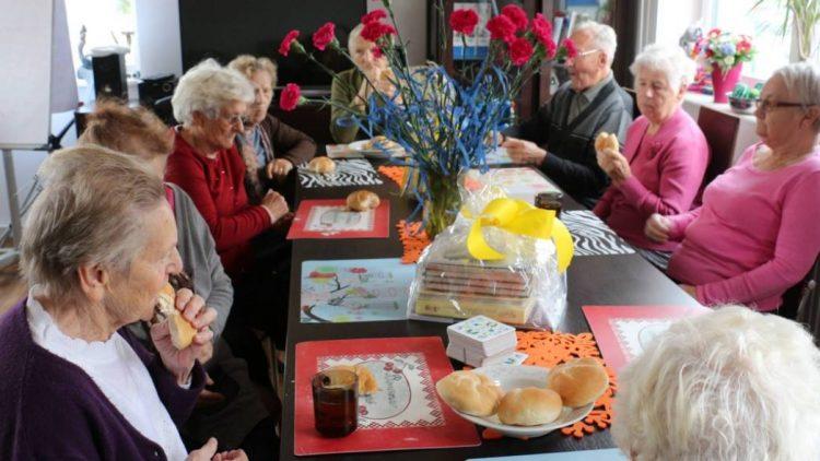 Piknik Seniora w Pucku