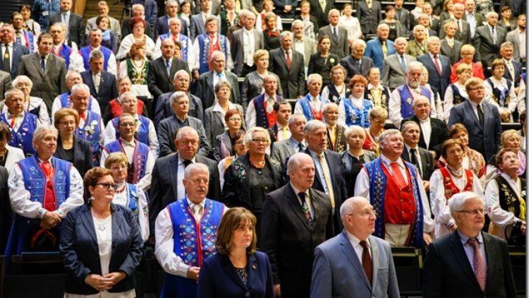 Obchody 60-lecia Zrzeszenia Kaszubsko-Pomorskiego