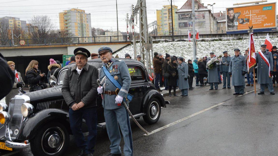 Wielka Parada Niepodległości w Gdyni