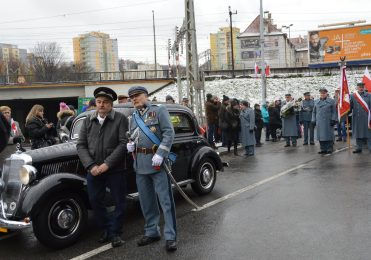 11 listopada 2016 r. - Gdyńska Parada Niepodległości