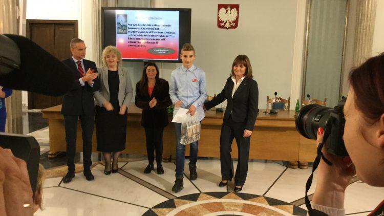 """Finał konkursu """"Obrazki z Sienkiewicza"""""""