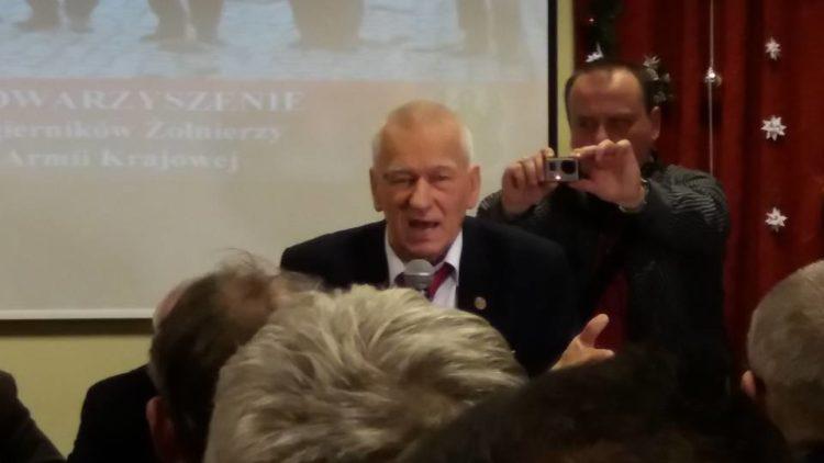 Spotkanie organizacyjne Wolnych i Solidarnych w Warszawie