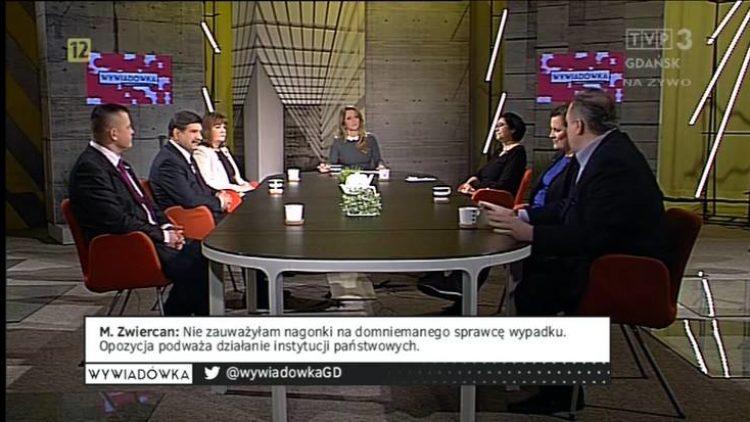 """""""Wywiadówka"""" w TVP Gdańsk"""