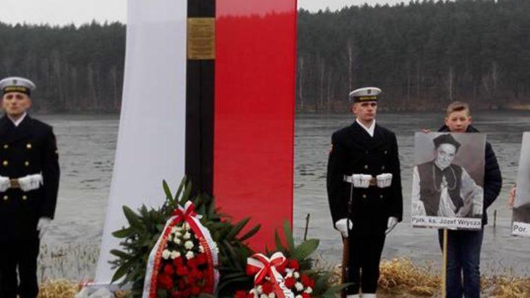 """73 rocznica bohaterskiej śmierci dowódcy Tajnej Organizacji Wojskowej """"Gryf Pomorski"""" por. Józefa Dambka"""