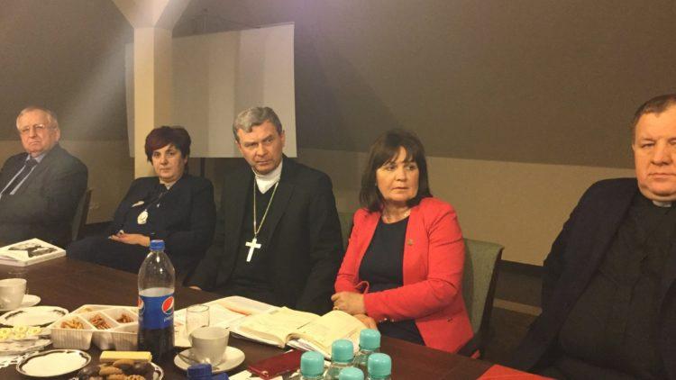 Spotkanie robocze zespołu organizacyjnego – Narodowego Kongresu Trzeźwości.