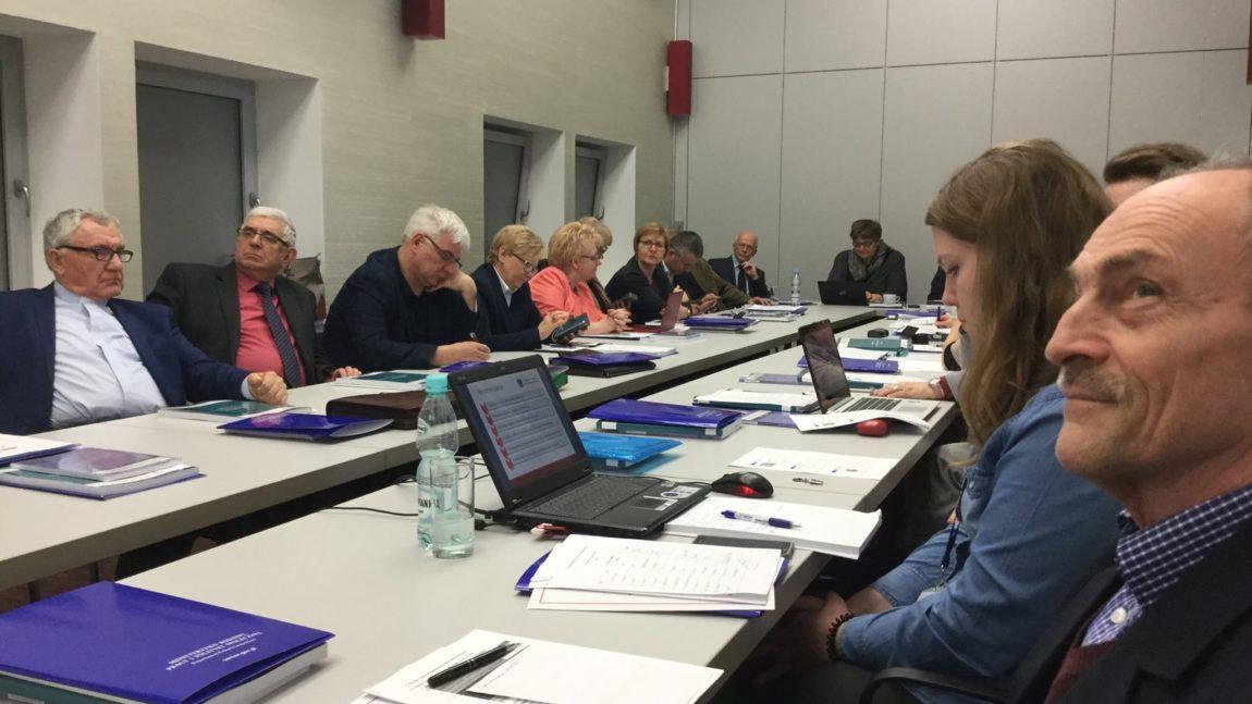 Spotkanie Rady ds. Polityki Senioralnej.