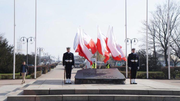 72 rocznica wyparcia niemieckich wojsk z Gdyni.