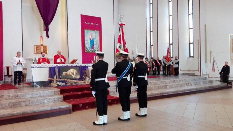 Uroczystości upamiętniające tych, którzy zginęli pod Smoleńskiem