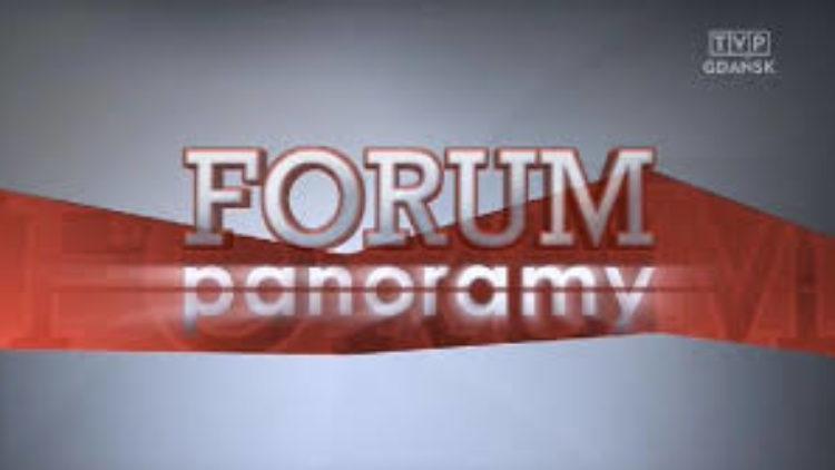 Rozmowa w Forum Panoramy