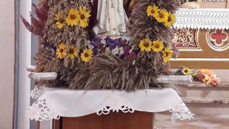 Dożynki gminno-parafialne w Lipuszu