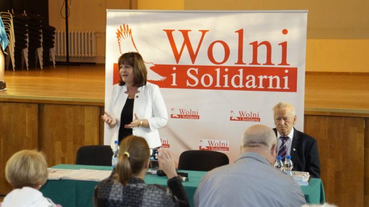 Spotkanie z wyborcami w Gdyni