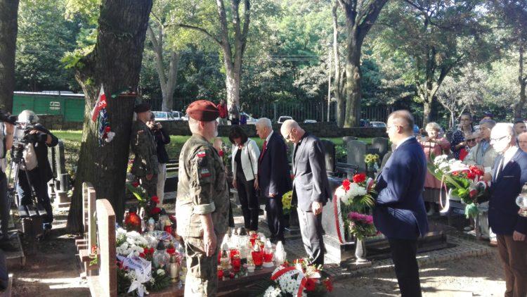 """71 rocznica śmierci Danuty """"Inki"""" Sędzikówny i Feliksa """"Zagończyka"""" Selmanowicza"""