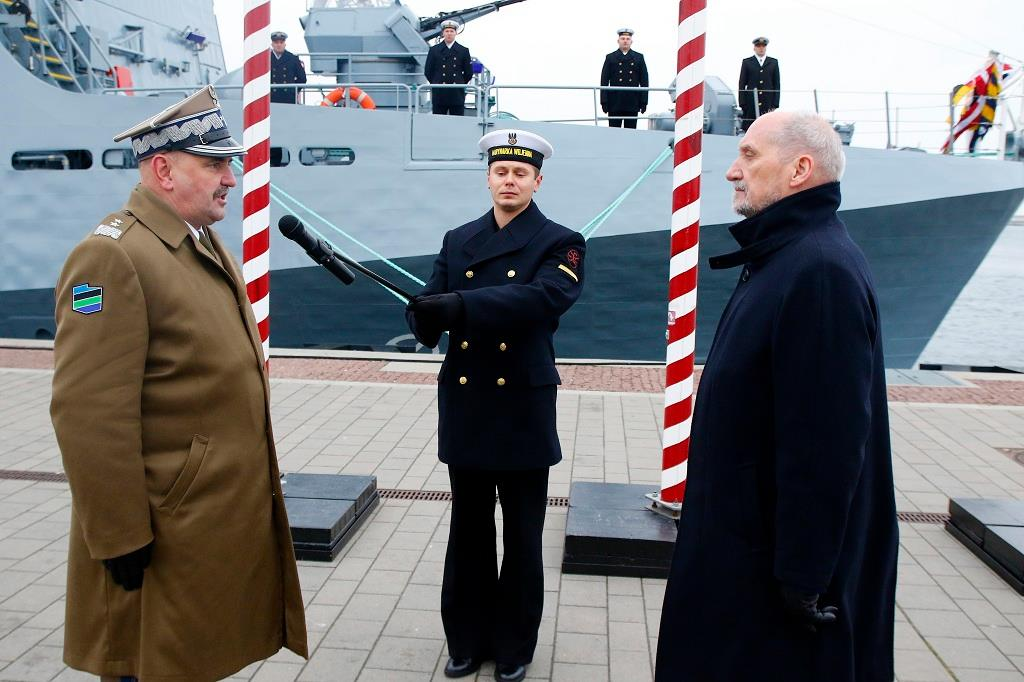 Rocznica utworzenia Marynarki Wojennej