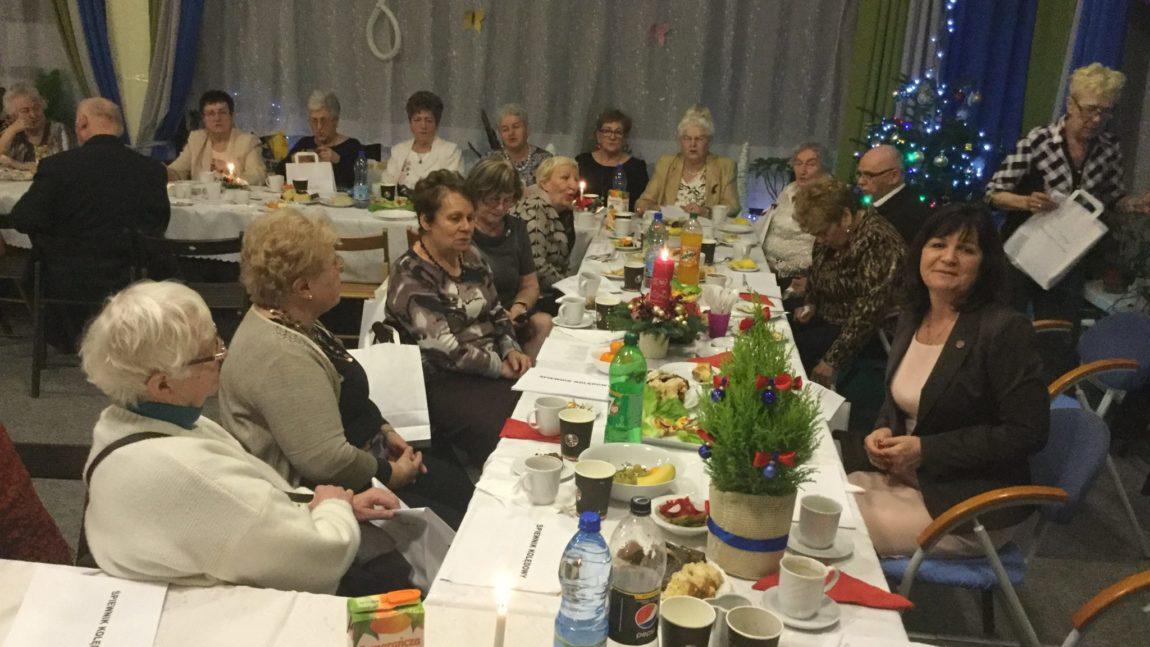 Spotkanie opłatkowe z seniorami w Gdyni