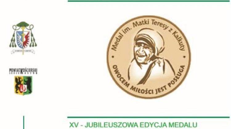 Uroczystość wręczenia Medali im. Matki Teresy z Kalkuty