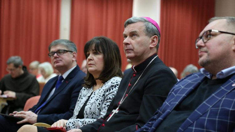 """Ogólnopolska konferencja pt. """"Wolni w Chrystusie"""""""