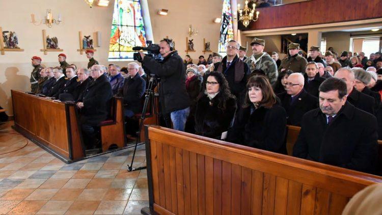 Uroczystości upamiętniające Żołnierzy Niezłomnych z Gryfa Pomorskiego