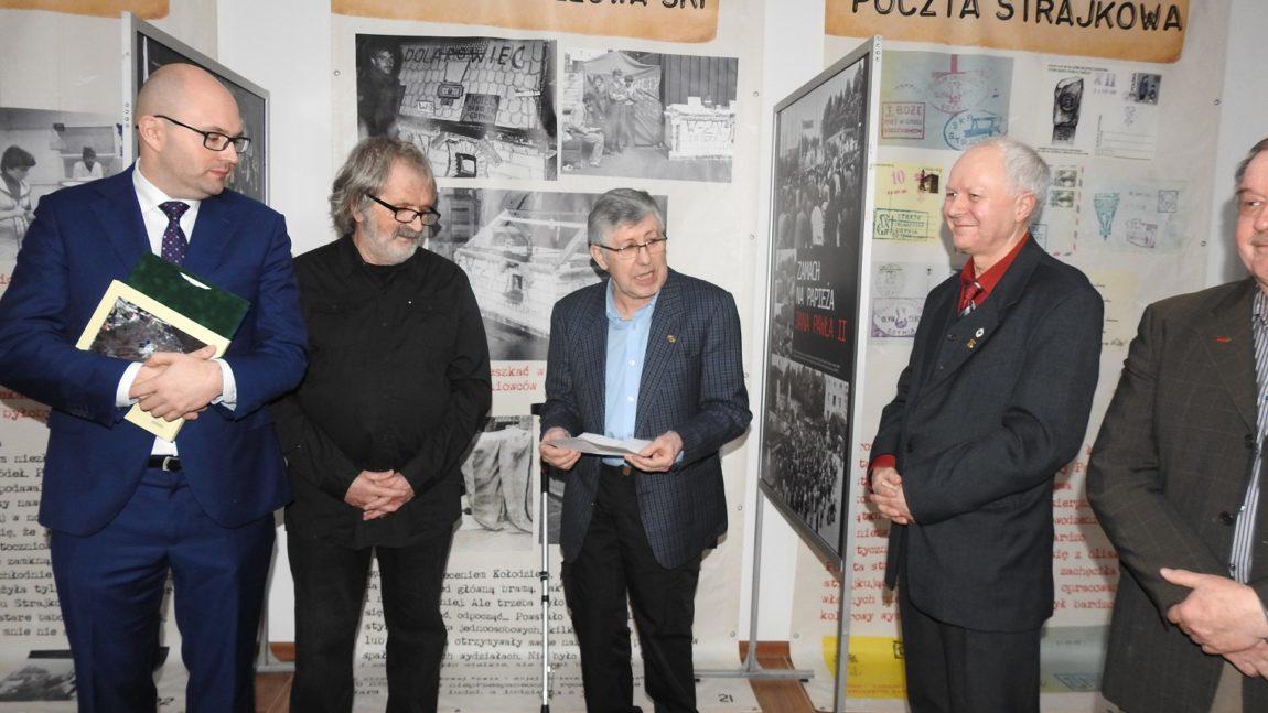 Inauguracja działalności Wejherowskiej Sztafety Pokoleń