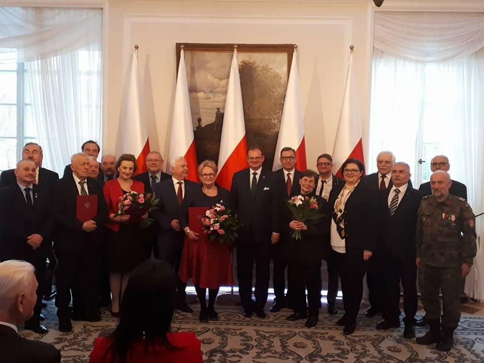Inauguracyjne posiedzenie Rady do Spraw Działaczy Opozycji Antykomunistycznej i Osób Represjonowanych z Powodów Politycznych
