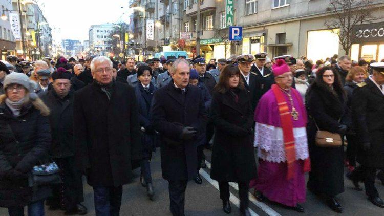 Uroczystości w Gdyni