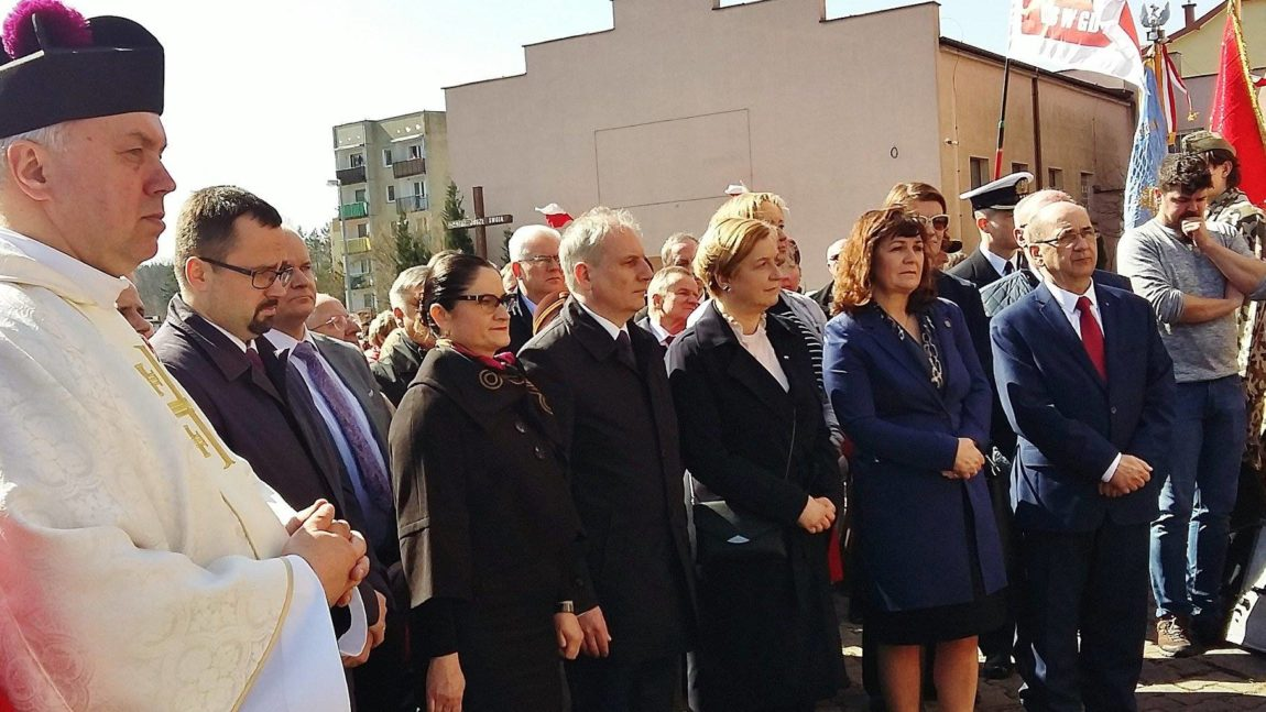 Gdyńskie Społeczne Obchody VIII rocznicy katastrofy smoleńskiej