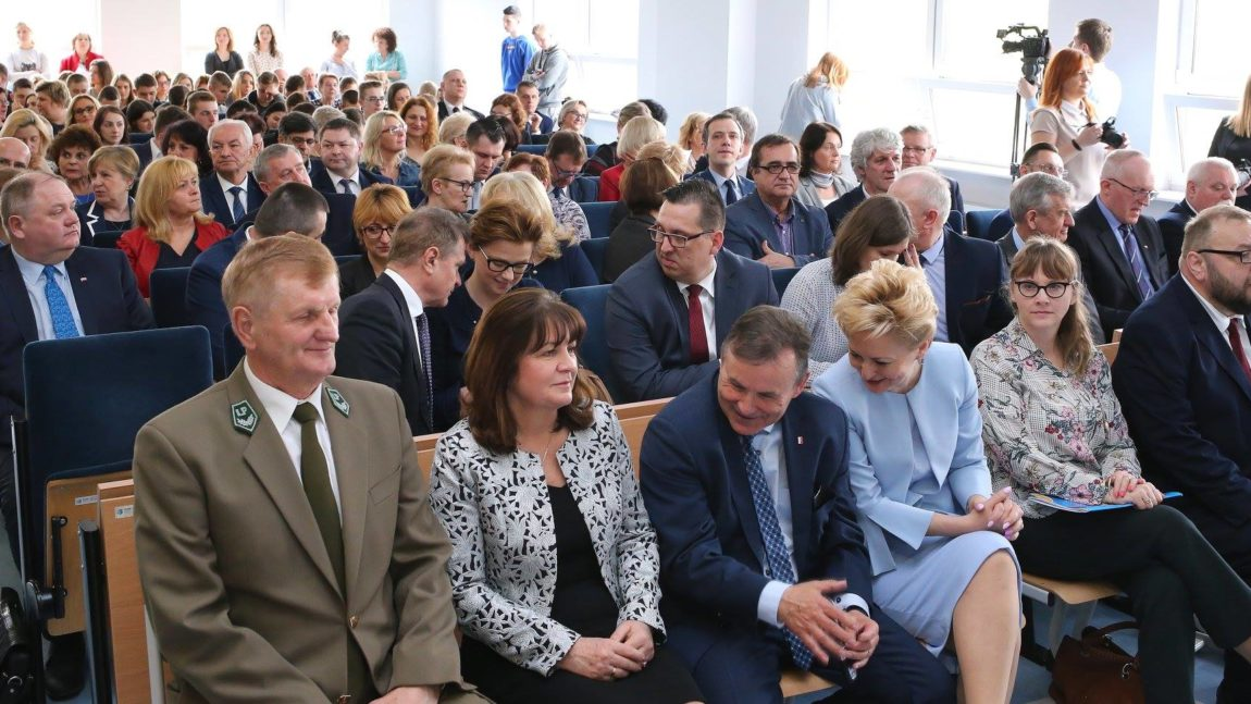 Kongres gospodarczo-samorządowy w Ciechanowie
