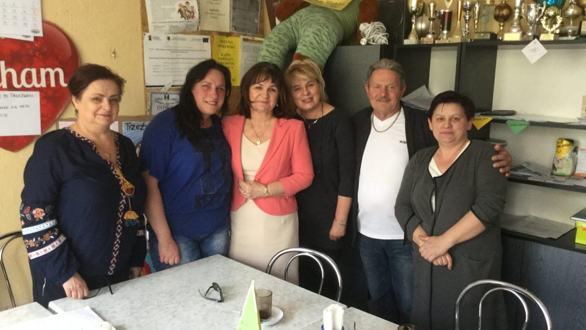 Wizyta w Chojnicach i Czersku