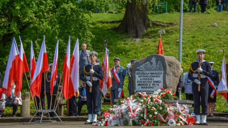 Święto Konstytucji 3 Maja w Gdyni