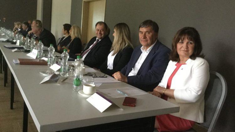 Posiedzenie Rady Ochrony Pracy