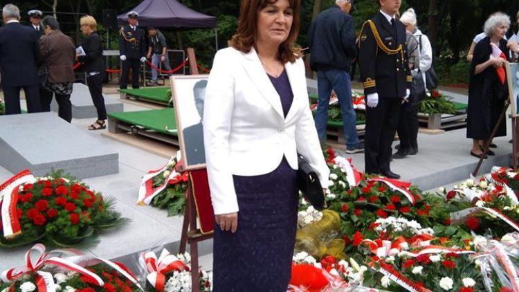Uroczystości pogrzebowe ofiar komunistycznego reżimu