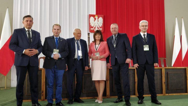 Obchody 550-lecia Parlamentaryzmu Rzeczypospolitej