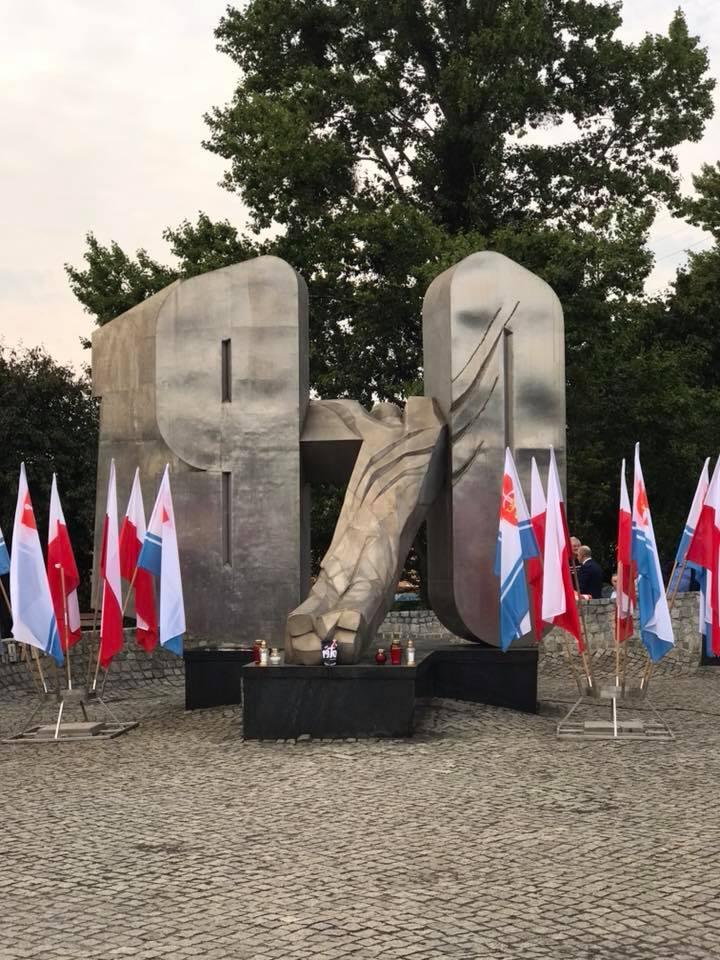 Gdyńskie uroczystości rocznicy Sierpnia 80